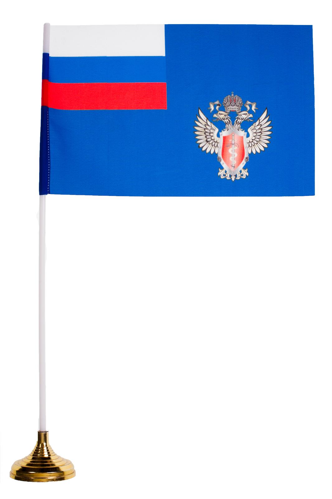 Флажок настольный ФСКН России