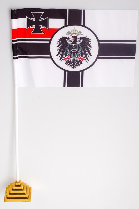 Флажок настольный Императорские ВМС Германии
