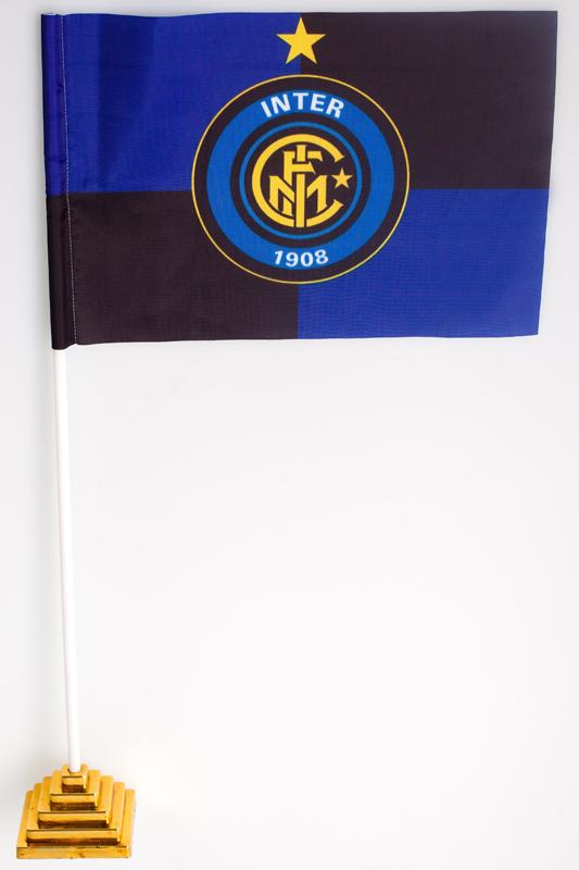 Флажок настольный «FC Inter» (Интер)