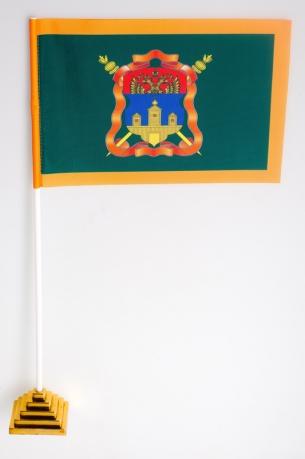 Флажок настольный Иркутского Казачьего войска