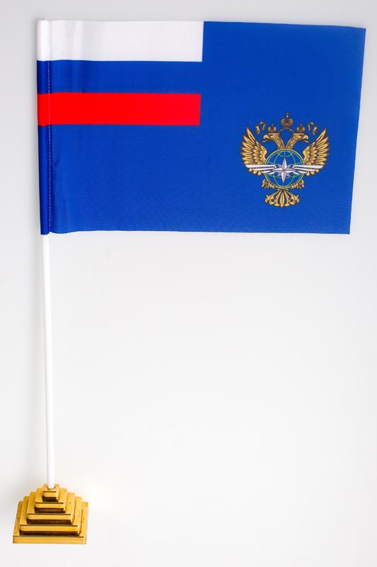 Флажок настольный Министерства транспорта