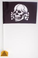 Флажок Пиратский «Адамова голова»