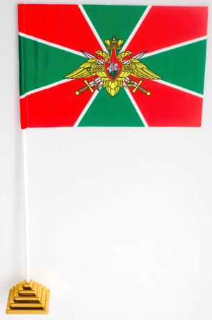 Флажок настольный Погранвойск «ФПС России»
