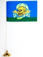 Флажок настольный ВДВ «Адамова голова»