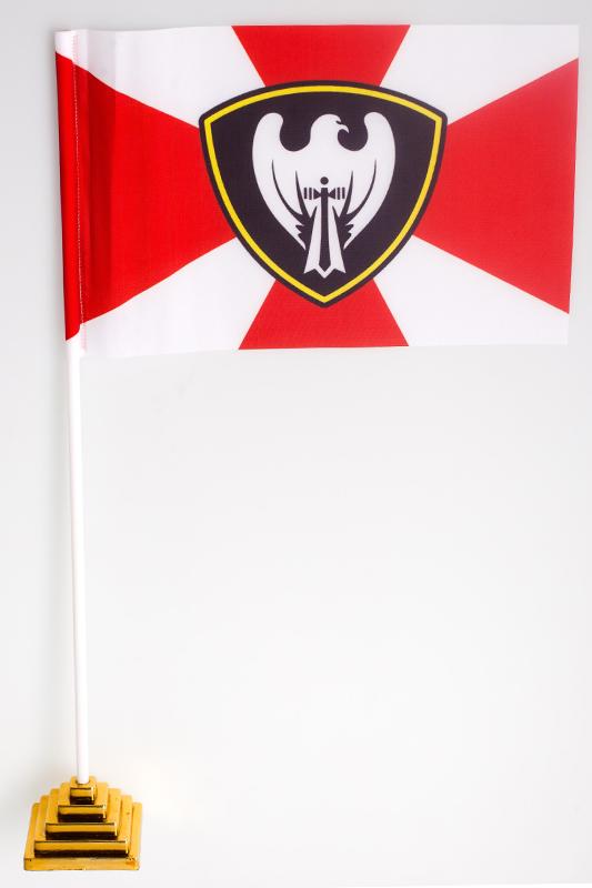 Флажок настольный Московское региональное командование ВВ