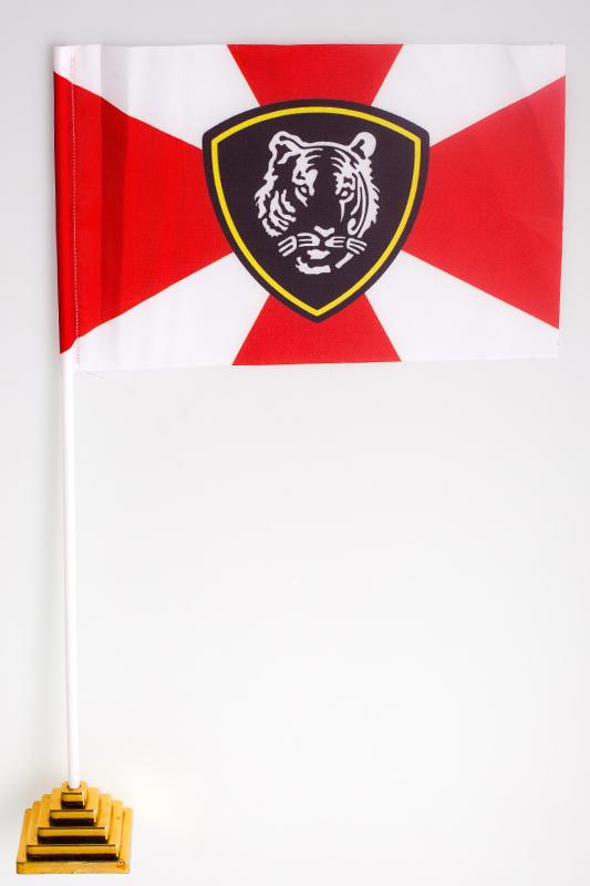 Флажок настольный ВВ Восточное региональное командование