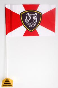 Двухсторонний флаг «Восточное региональное командование»