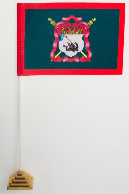 Флажок настольный Енисейского Казачьего войска