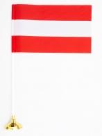 Флажок настольный «Флаг Австрии» по акции