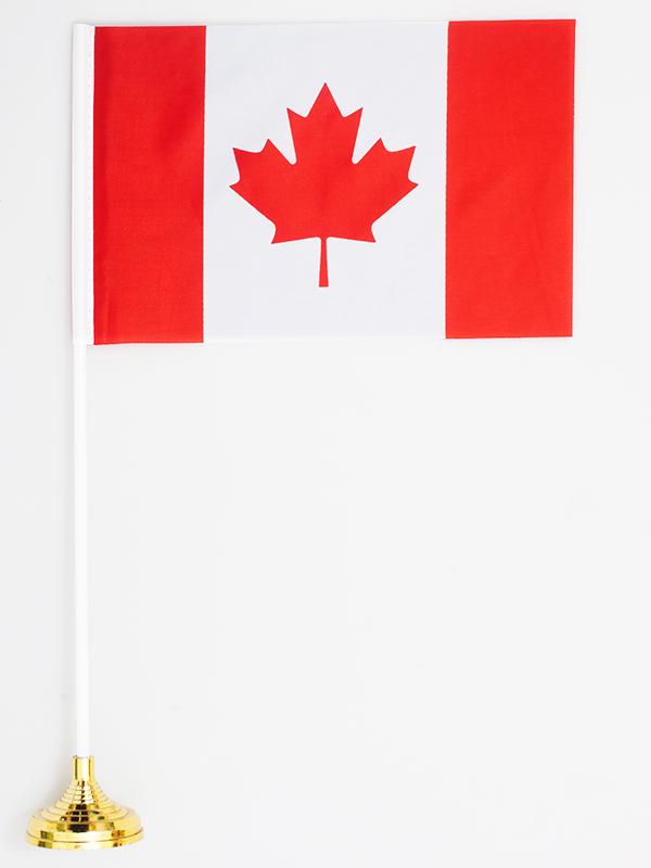 Флажок настольный «Флаг Канады» по акции