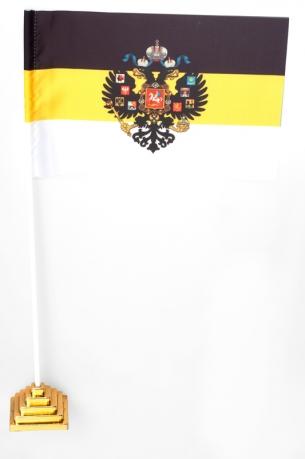 Флажок настольный Имперский «Орел»