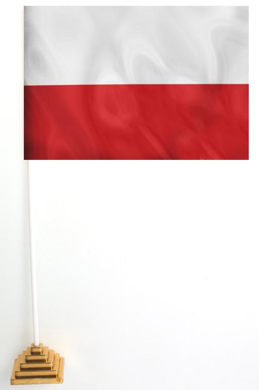 Флажок Польши