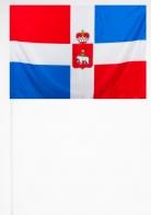 Флажок Пермского края на палочке