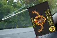 Флажок с присоской 115 отдельный танковый полк