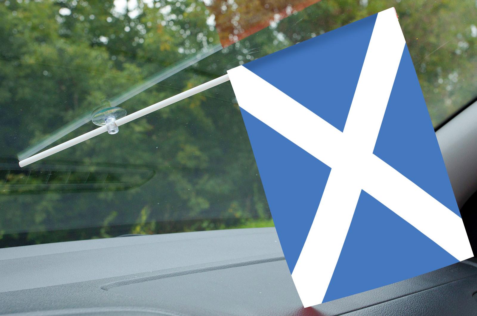 Флажок Шотландии