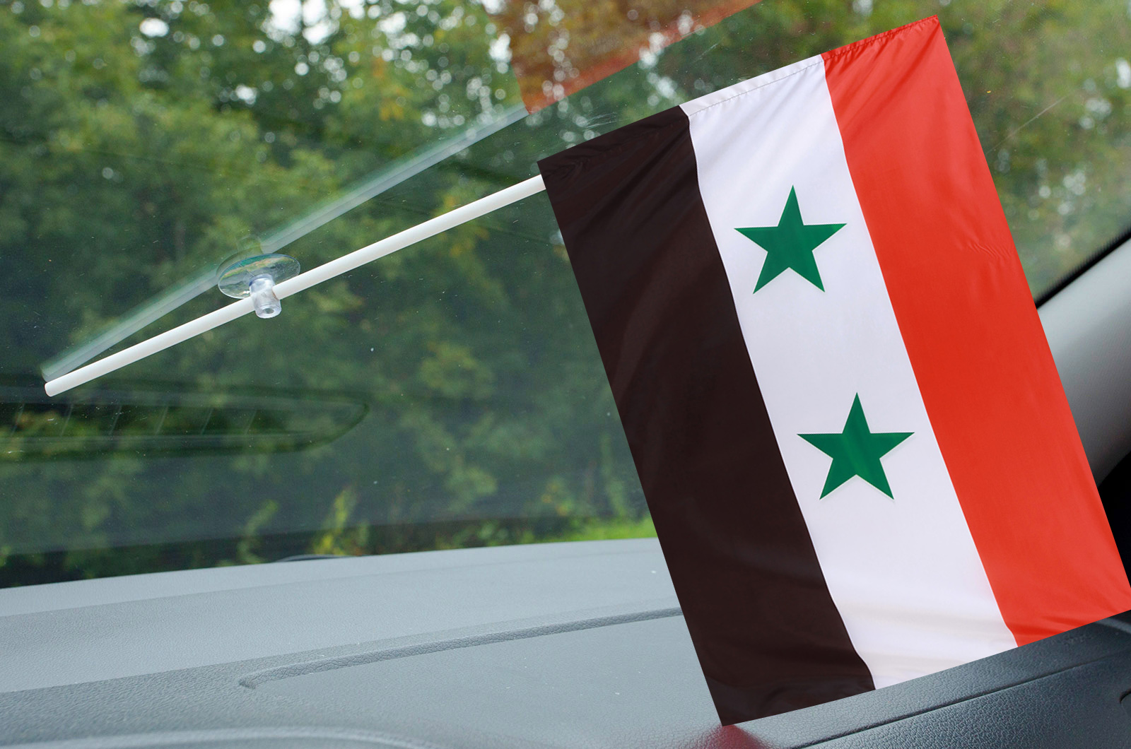 Флажок Сирии