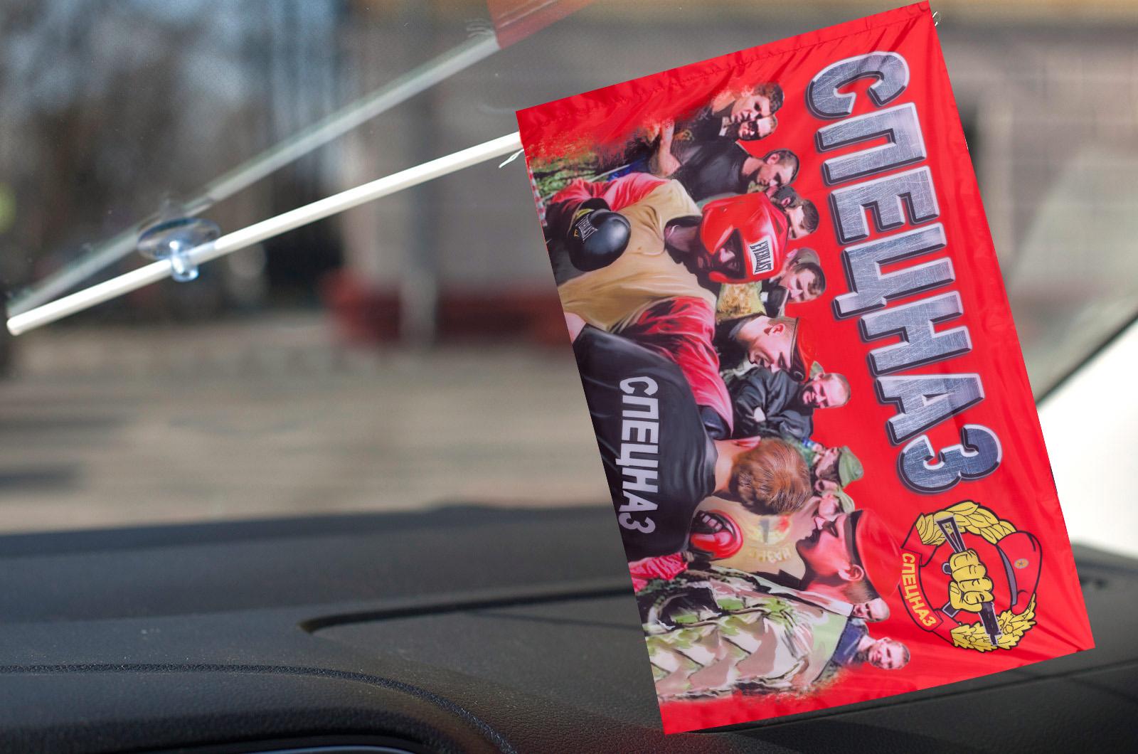 Флажок Спецназовца ВВ в машину