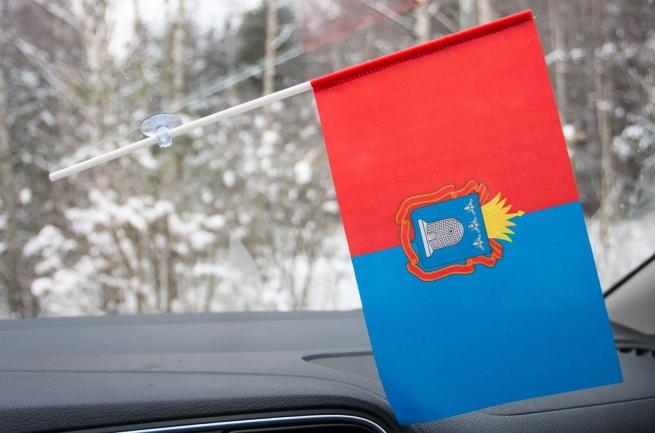 Флажок Тамбовской области с присоской
