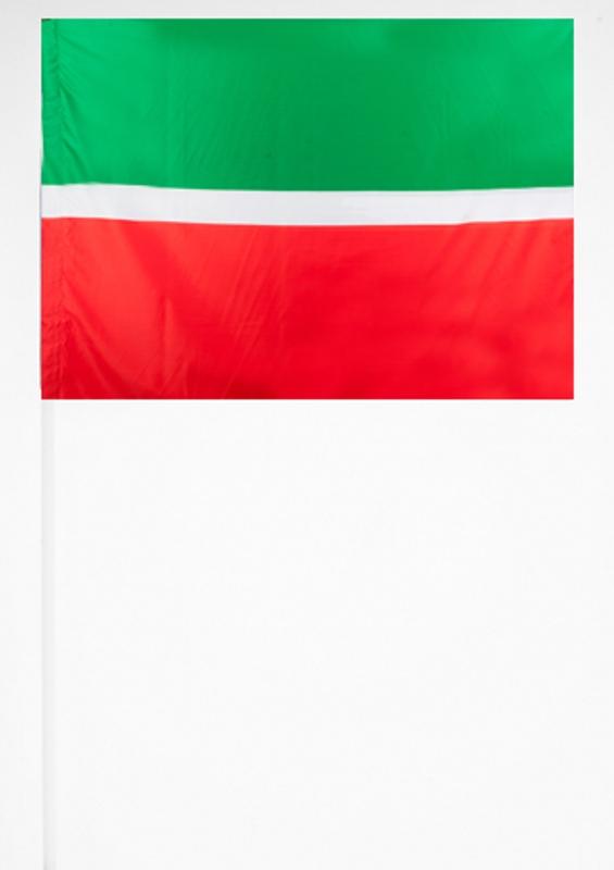 Флажок Татарстана на палочке