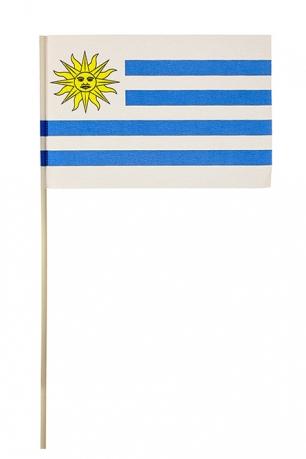 Флажок Уругвая