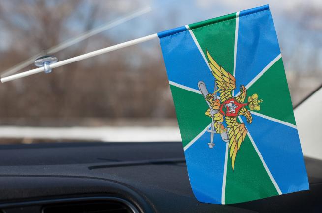 Флажок в машину «Авиация Погранвойск»
