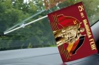 Флажок в машину к 25-летию вывода ГСВГ