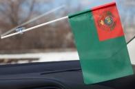 Флажок «Пограничные войска СССР»