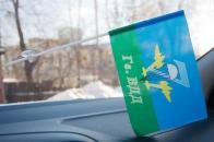 Флажок в машину с присоской 7 гв. ВДД ВДВ