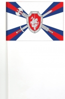 Флажок Военной полиции МО РФ