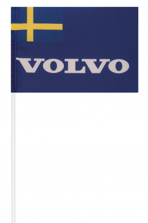 Флажок Volvo