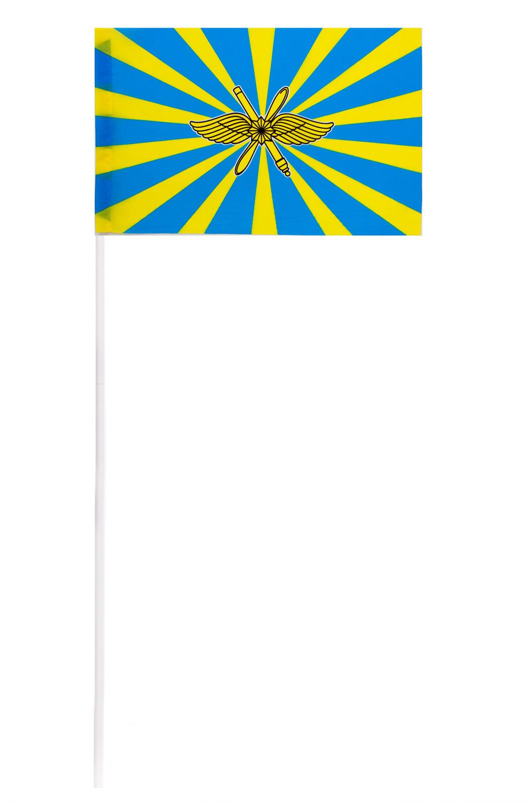 Флажок Воздушно-космических сил РФ