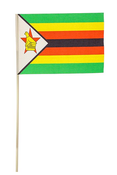 Флажок Зимбабве