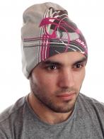 Флисовая спортивная шапка