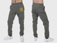 Стиль и тепло для пограничников! Мужские флисовые брюки на зиму.