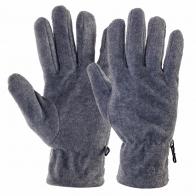 Флисовые перчатки серого цвета от Active