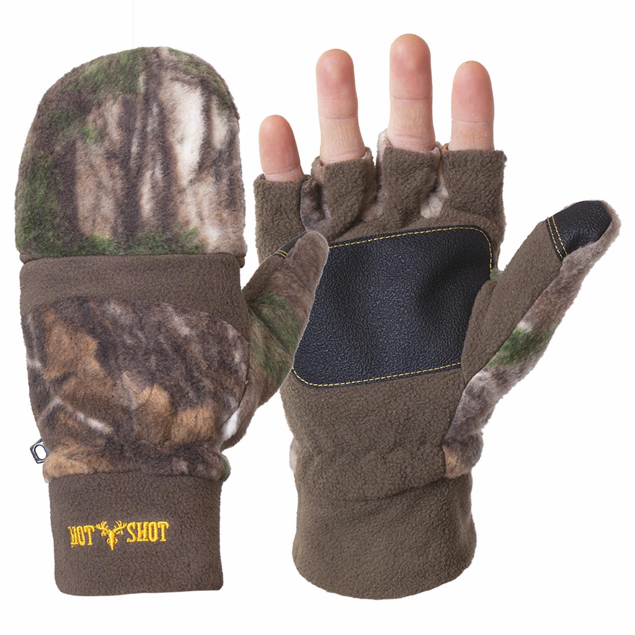 Варежки и перчатки для охоты-рыбалки