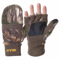 Флисовые варежки для охоты Thinsulate HOT SHOT