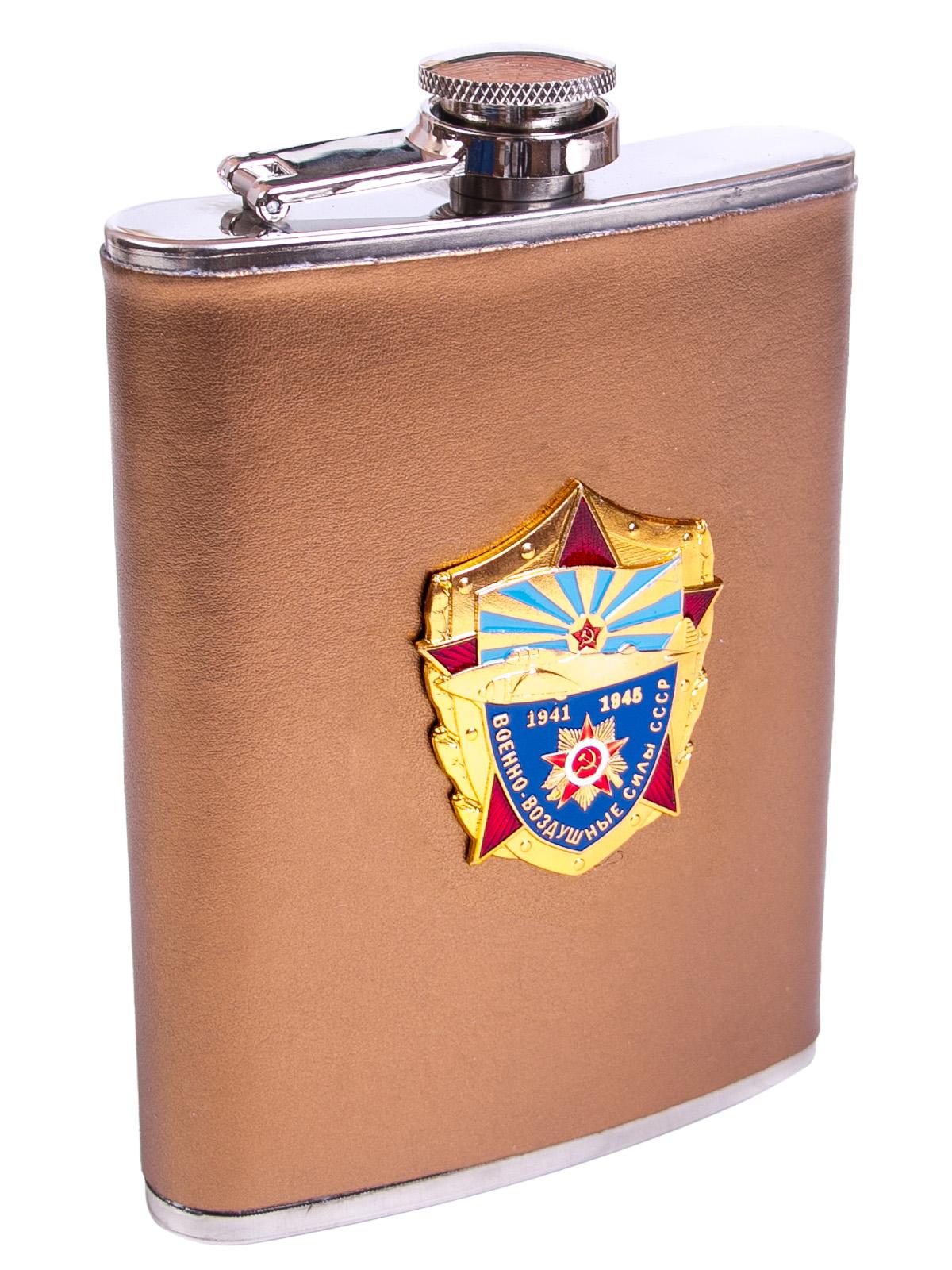 Фляжка для алкоголя Военно-воздушные силы СССР