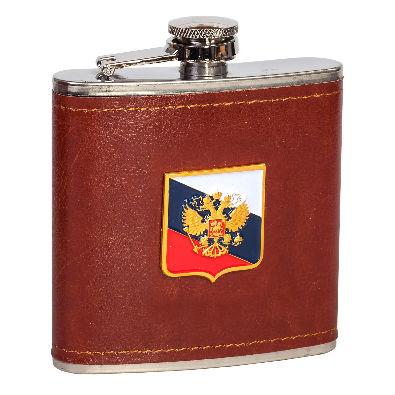 Сколько стоит хорошая фляжка на подарок мужчине? В интернет магазине Военпро всего 599 рублей!