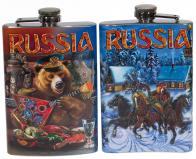 """Фляжка """"Русский медведь"""""""
