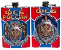 Фляжка с гербом ФСБ купить по низкой цене
