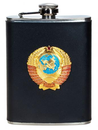 Фляжка с гербом СССР