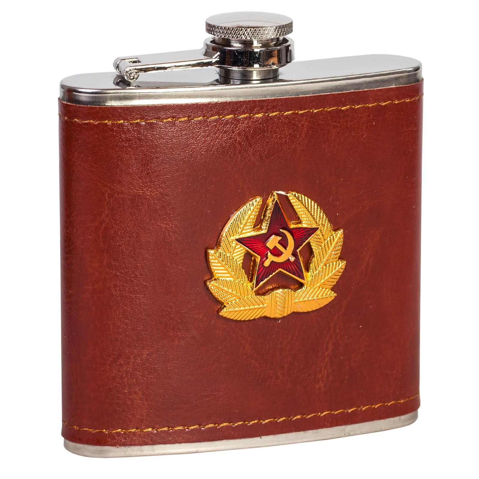 Купить в военторге Военпро фляжку СССР