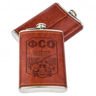 Фляжка в чехле с символикой ФСО с доставкой