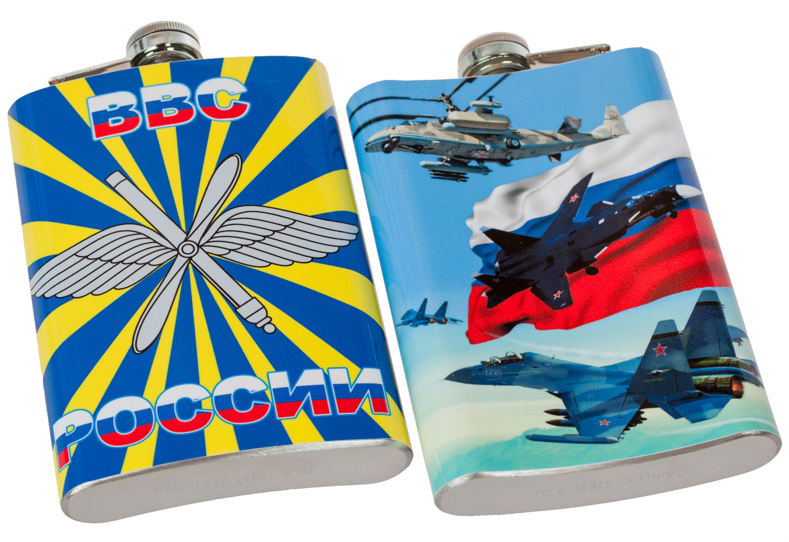Фляжка «ВВС РФ» оптом и в розницу