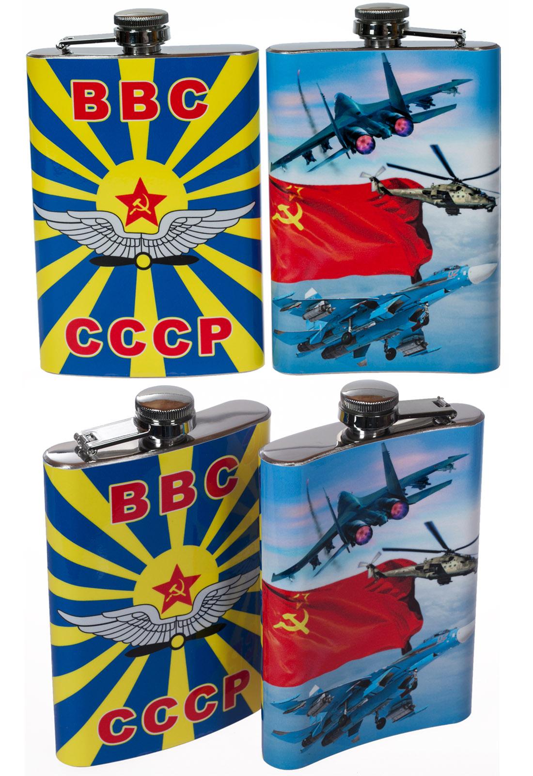Фляжка «ВВС СССР» от Военторга Военпро