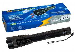 Фонарь электрошокер 1106 по выгодной цене