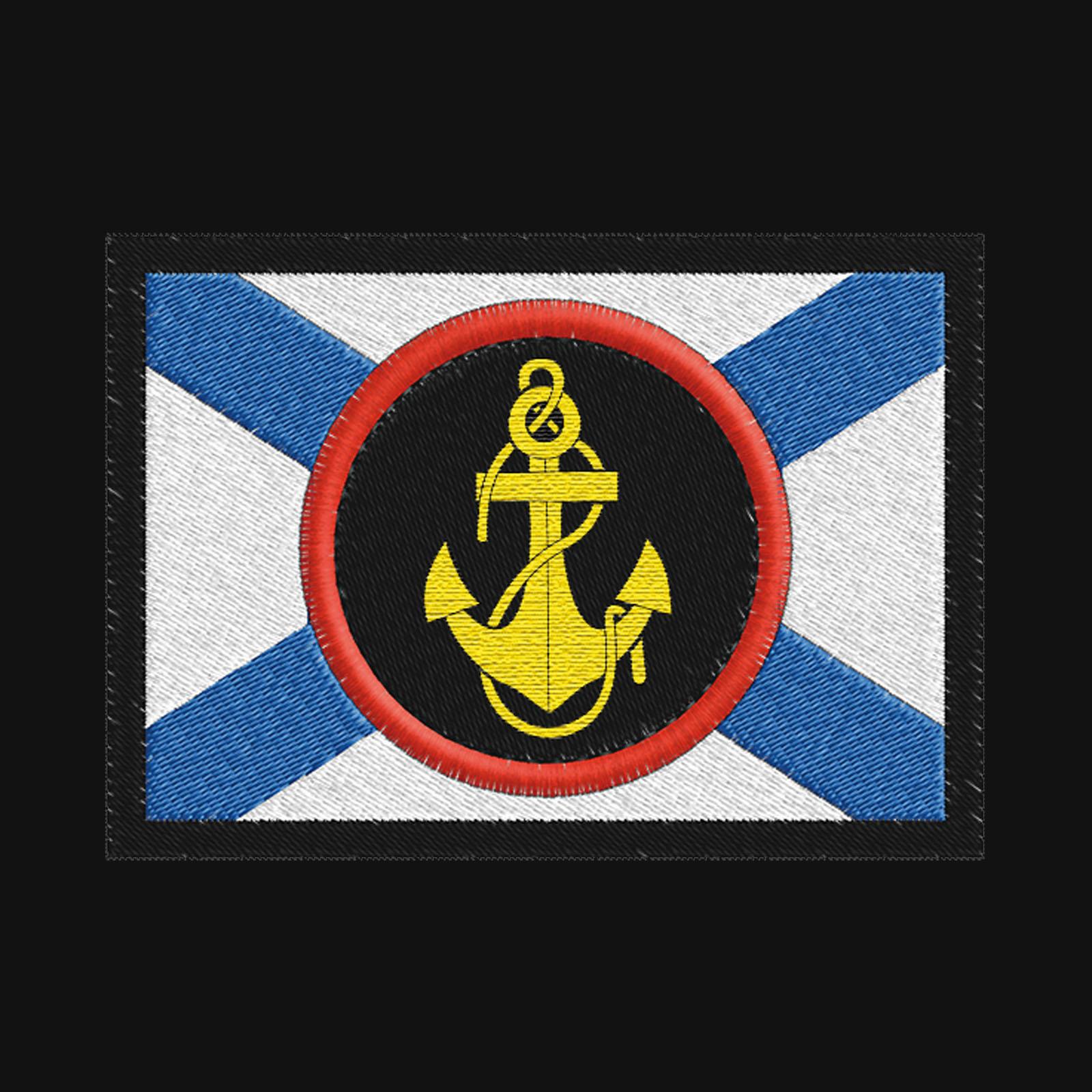 Форменная толстовка с нашивкой Морской Пехоты
