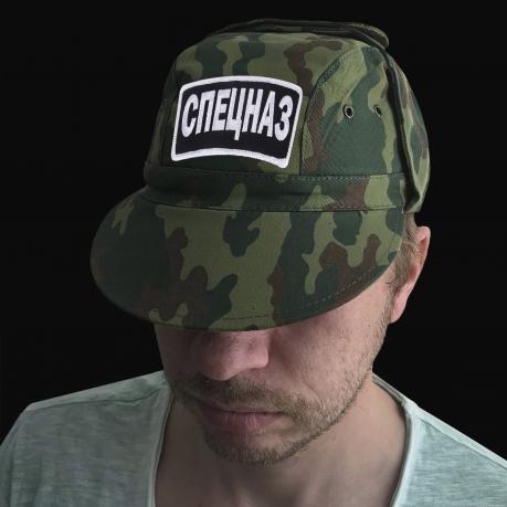 Форменная мужская кепка Спецназа
