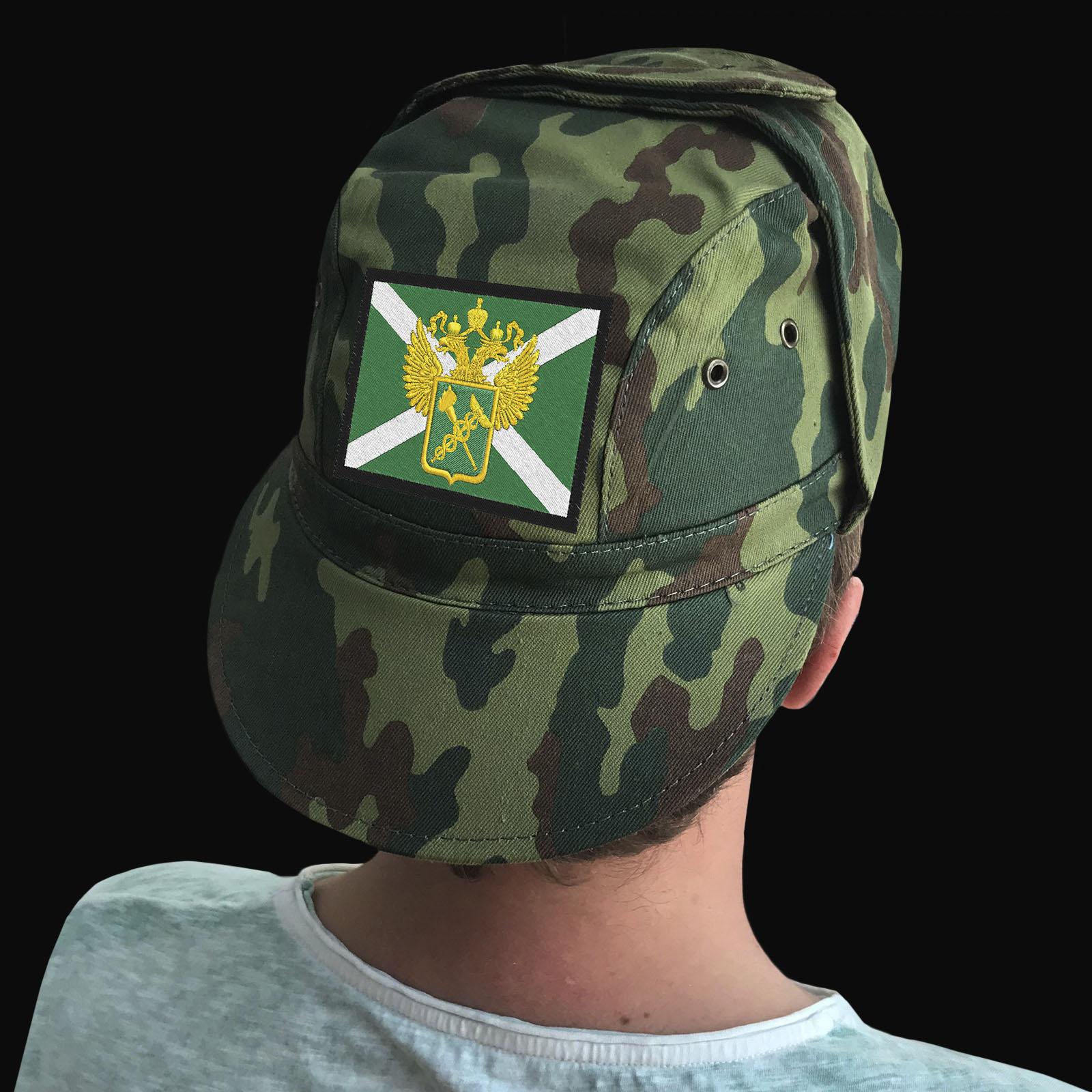 Форменные кепки для таможенников – наличие в Москве